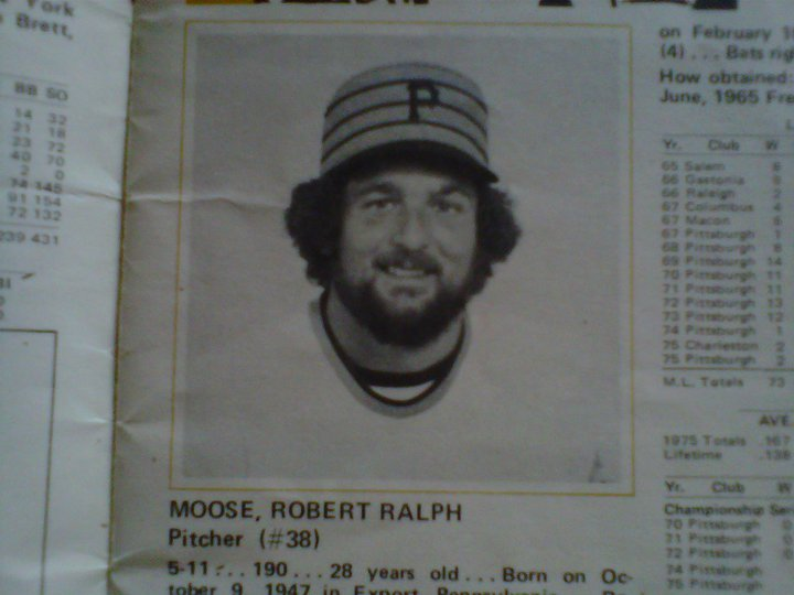 Bob Moose 1976