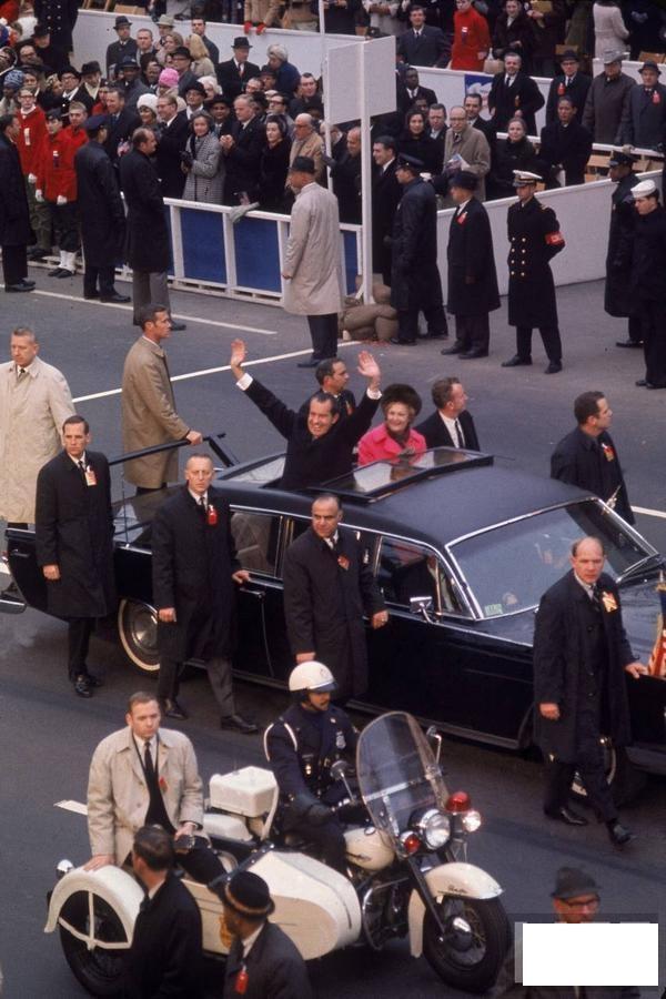 The Nixon Detail
