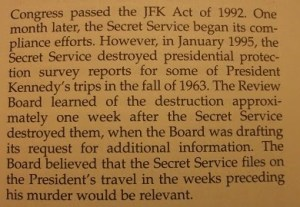 Boycott The Kennedy Detail movie!