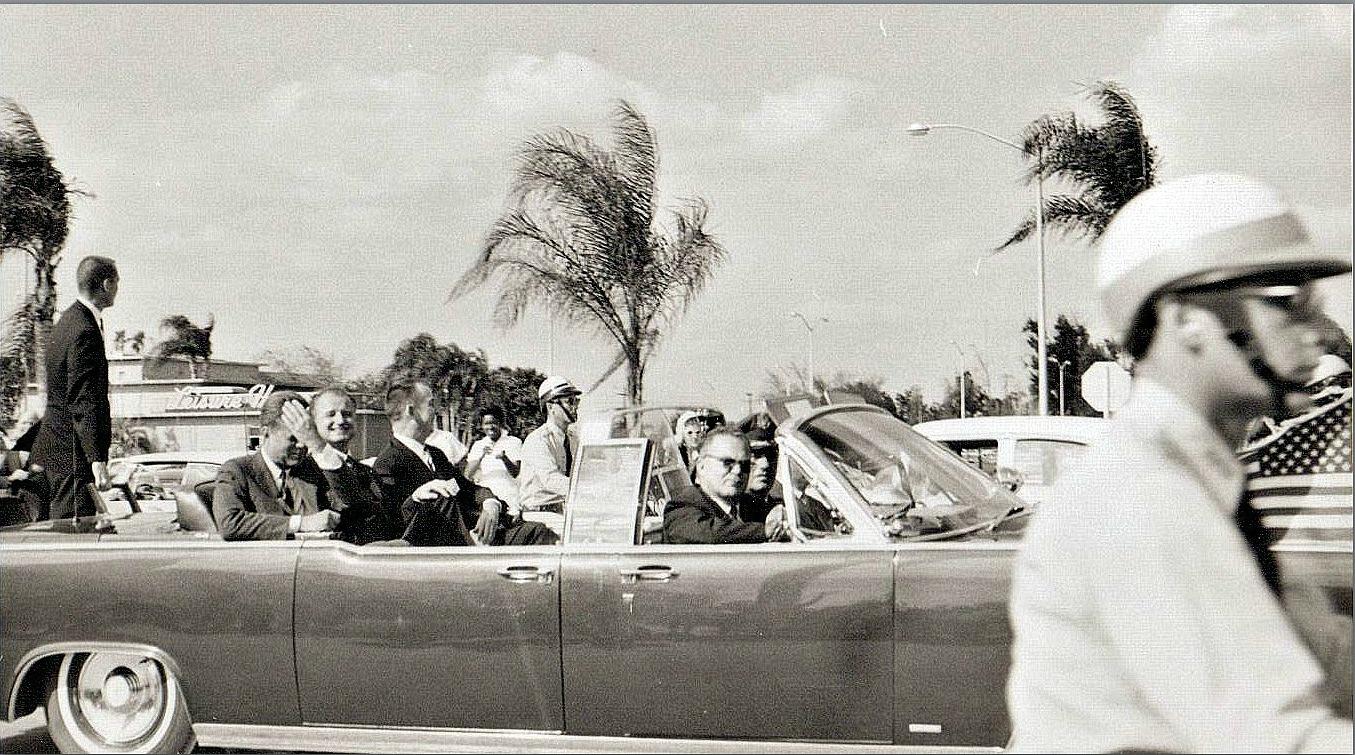 RARE 11/18/63 Tampa, FL pic